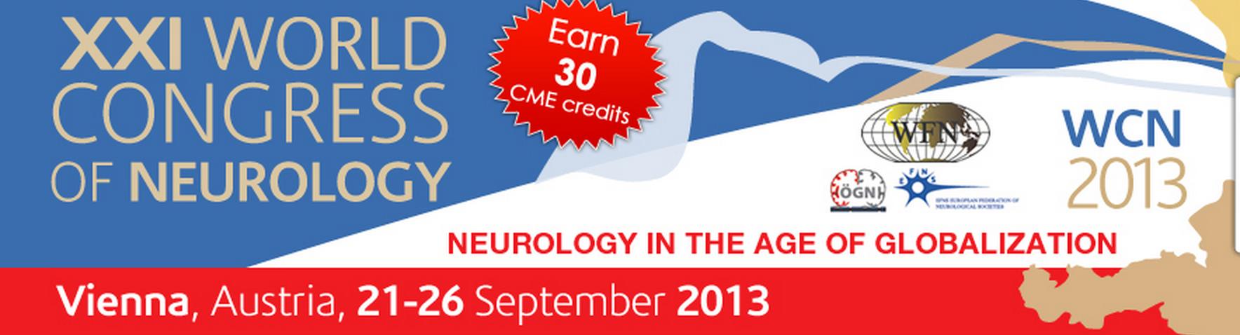 congresso mundial de neurologia